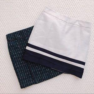 Ann Taylor LOFT mini skirts